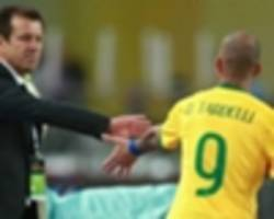 dunga to announce brazil squad on march 3